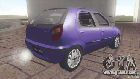 Fiat Palio 16v for GTA San Andreas left view