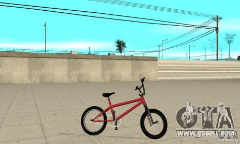 Powermatic BMX 2006 for GTA San Andreas