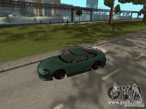 Mitsubishi 3000GT for GTA San Andreas interior