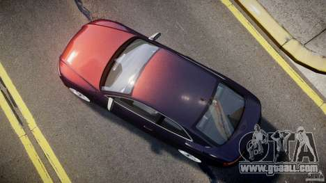 Audi S5 v1.0 for GTA 4 inner view