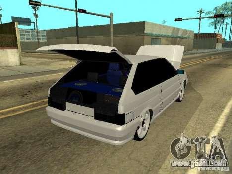 VAZ 2113TL for GTA San Andreas right view