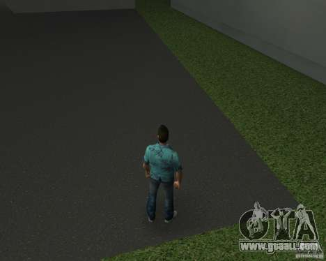 New Downtown: Ammu Nation for GTA Vice City fifth screenshot