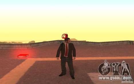 Unique animation of GTA IV V3.0 for GTA San Andreas third screenshot