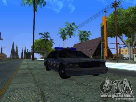 Lumpkin Country Sheriffs Office for GTA San Andreas