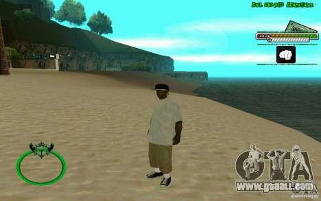 Nigga HD skin for GTA San Andreas fifth screenshot
