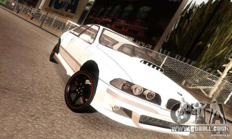 BMW M5 for GTA San Andreas right view