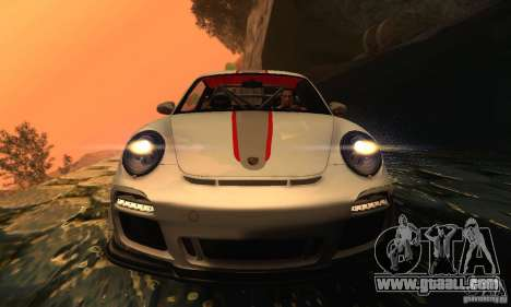 ENBSeries by dyu6 v5.0 for GTA San Andreas forth screenshot