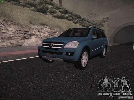 LiberrtySun Graphics ENB v2.0 for GTA San Andreas fifth screenshot
