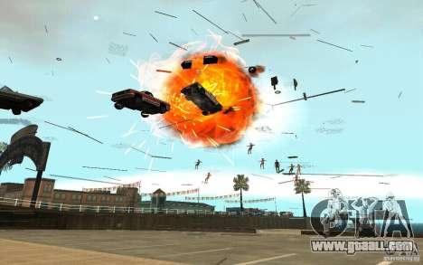 Black hole for GTA San Andreas