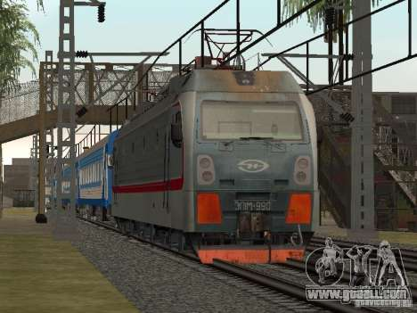 RAILWAY mod IV final for GTA San Andreas