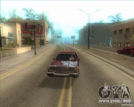 My settings ENBSeries HD for GTA San Andreas third screenshot