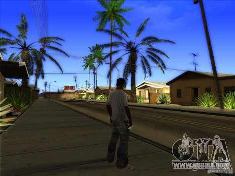 ENBseries v.0.075 v2 for GTA San Andreas