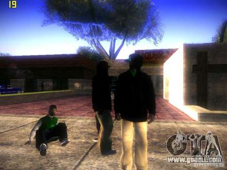 Normal Map Plugin for GTA San Andreas fifth screenshot