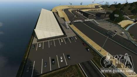 Laguna Seca [Final] [HD] for GTA 4 third screenshot