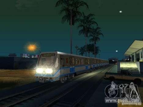 New Train Signal for GTA San Andreas third screenshot