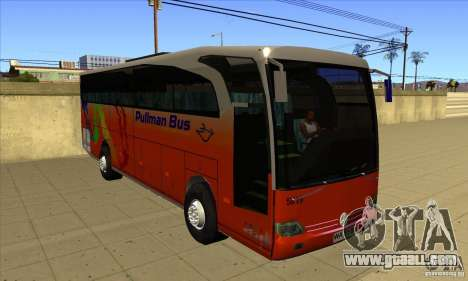 Mercedes-Benz Travego for GTA San Andreas back view