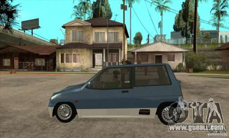 Suzuki Alto Works for GTA San Andreas left view