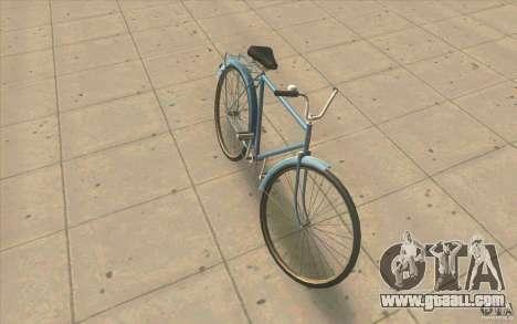 Bike Ural for GTA San Andreas