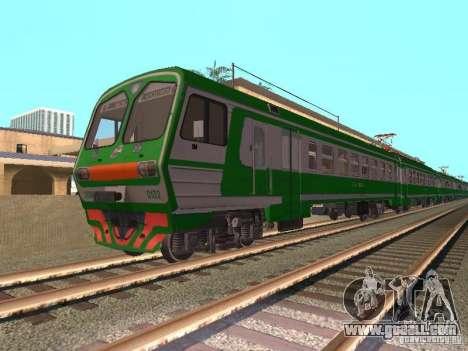 ÈD9M 0132 for GTA San Andreas