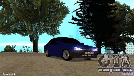 BAZ 21099 for GTA San Andreas