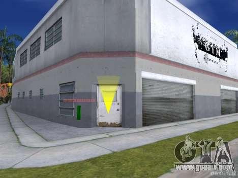 Business Cj v2.0 for GTA San Andreas