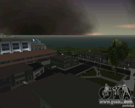 Back to the future Hill Valley for GTA Vice City twelth screenshot