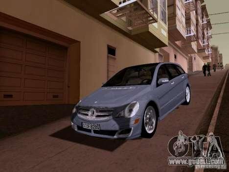 Mercedes Benz R300 for GTA San Andreas
