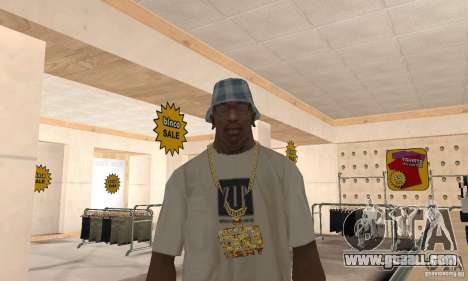 Eminem and 50 Cent one chain for GTA San Andreas