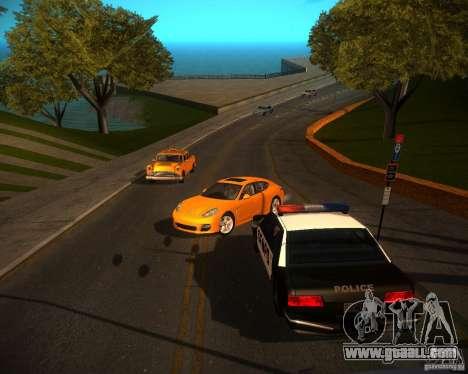 ENBSeries Realistic for GTA San Andreas second screenshot