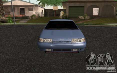 VAZ 2111 for GTA San Andreas back left view