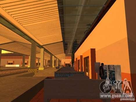 Unity Station for GTA San Andreas third screenshot