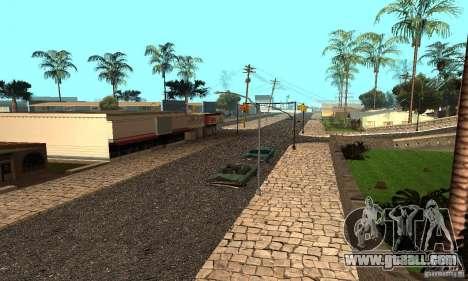 Grove Street for GTA San Andreas second screenshot