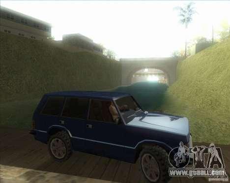 My settings ENBSeries HD for GTA San Andreas sixth screenshot