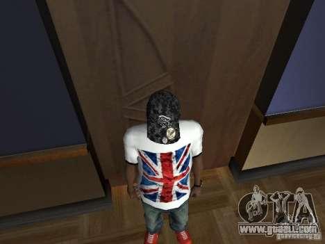 Hip-Hop cap for GTA San Andreas