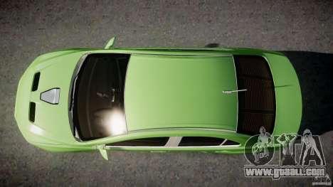 Mitsubishi Lancer Evolution X Tuning for GTA 4 interior
