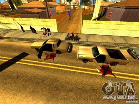Real Kill for GTA San Andreas