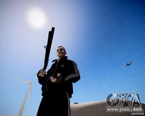 Niko - Terminator for GTA 4 third screenshot
