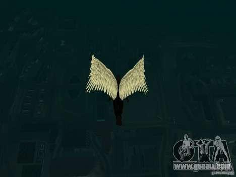 Wings for GTA San Andreas seventh screenshot