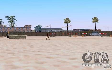 Reality Beach v2 for GTA San Andreas third screenshot