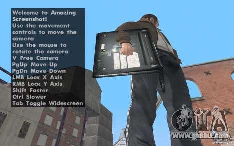 Netbook MSI for GTA San Andreas second screenshot