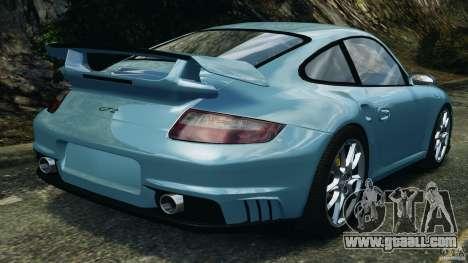 Porsche 997 GT2 for GTA 4 back left view