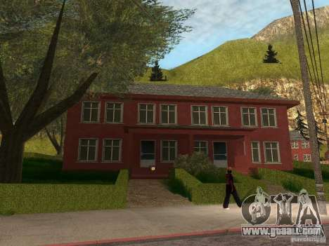 Save Bejsajde for GTA San Andreas