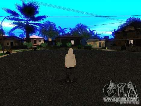 New ColorMod Realistic for GTA San Andreas fifth screenshot