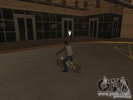 The entrance to the Hospital of Los Santos for GTA San Andreas