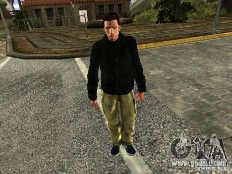 Claude HD Remake (Beta) for GTA San Andreas second screenshot