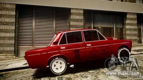 Lada VFTS V1 for GTA 4 left view
