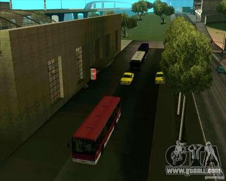 Priparkovanyj transport v1.0 for GTA San Andreas forth screenshot