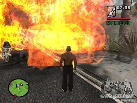 Molotov-Cossacks for GTA San Andreas second screenshot