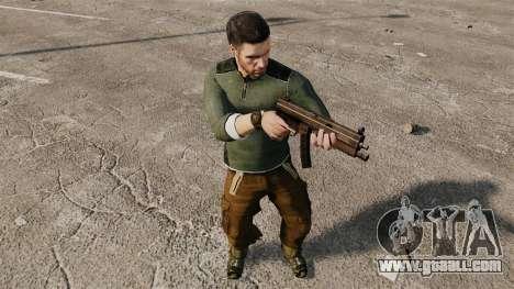 Sam Fisher v4 for GTA 4 fifth screenshot