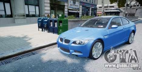 BMW M3 E92 2008 v.2.0 for GTA 4